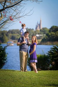 disney family portrait session
