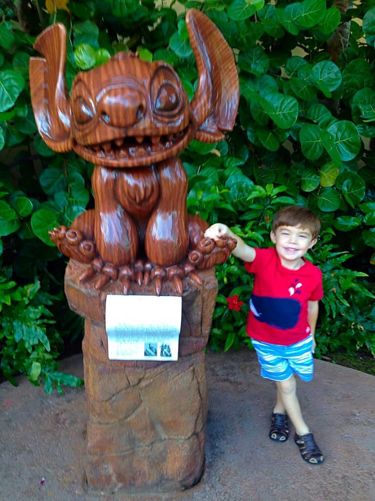 Visiting Disney's Aulani with a preschooler