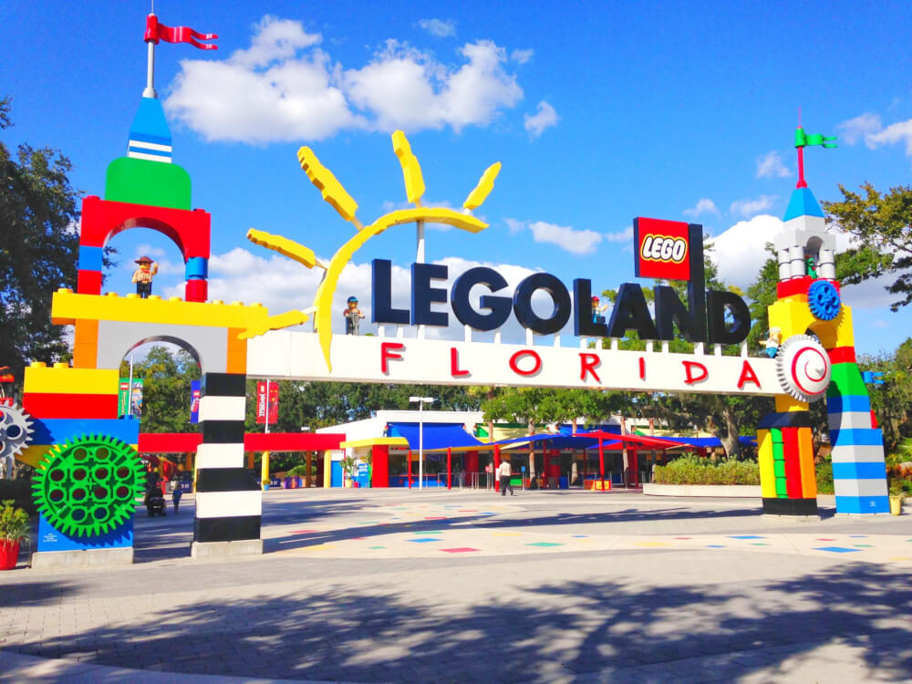 day trips from Orlando with kids