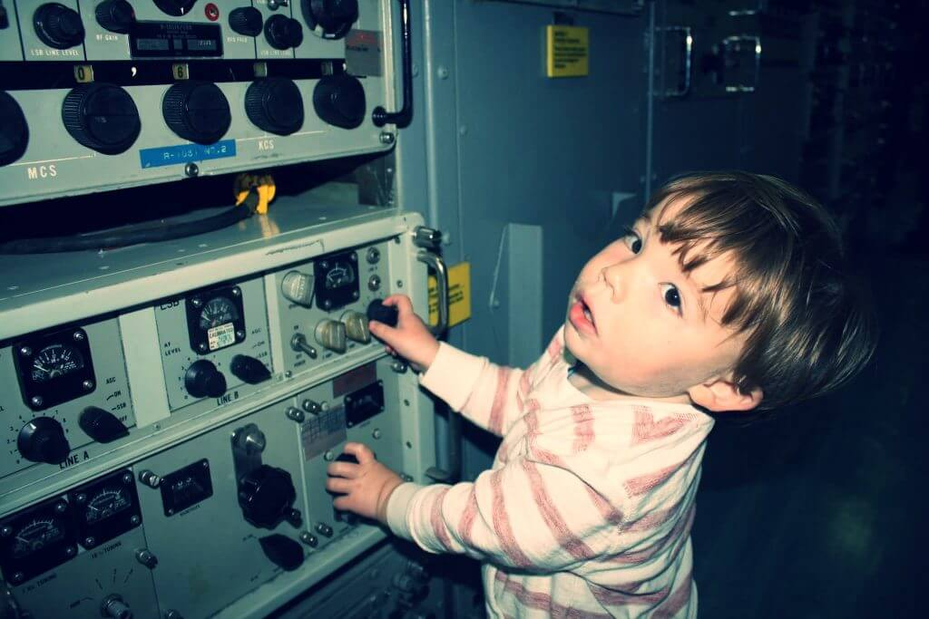 san diego with a toddler uss midway