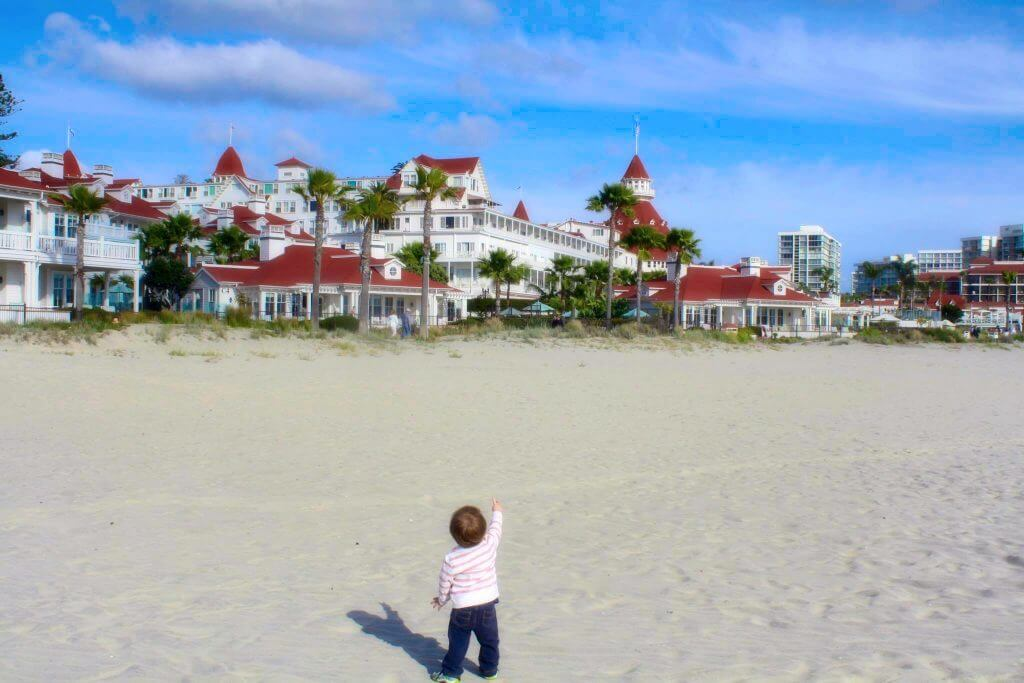 Things to do in San Diego with a toddler