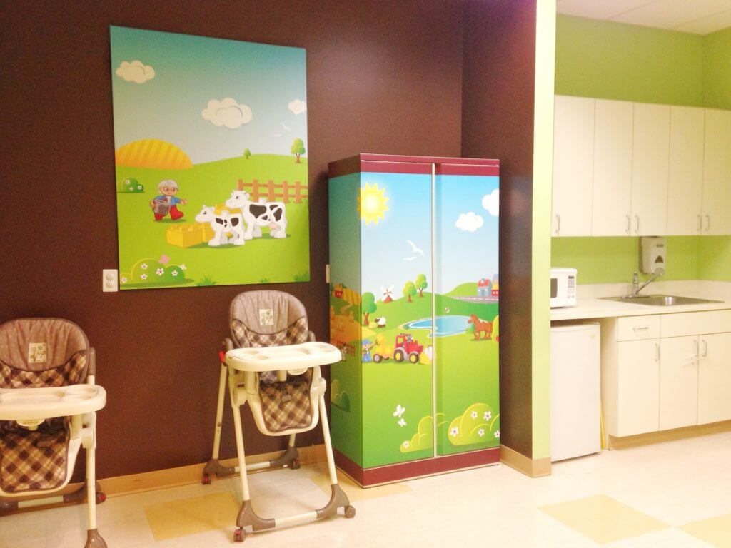 Legoland Florida baby care center