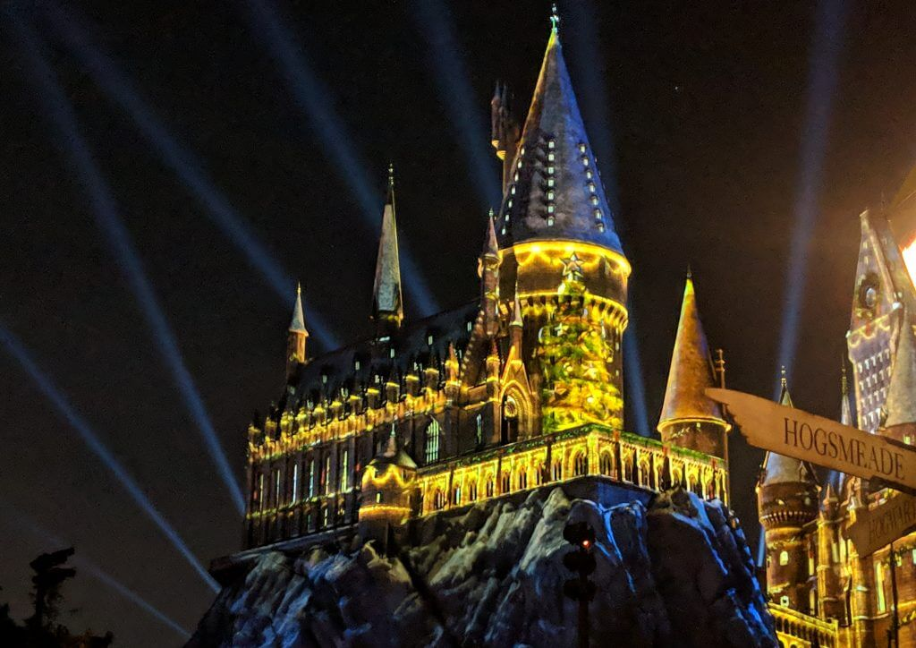Christmas at Universal Studios Orlando