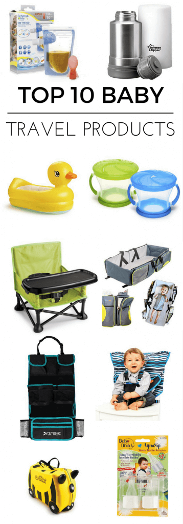 baby travel products