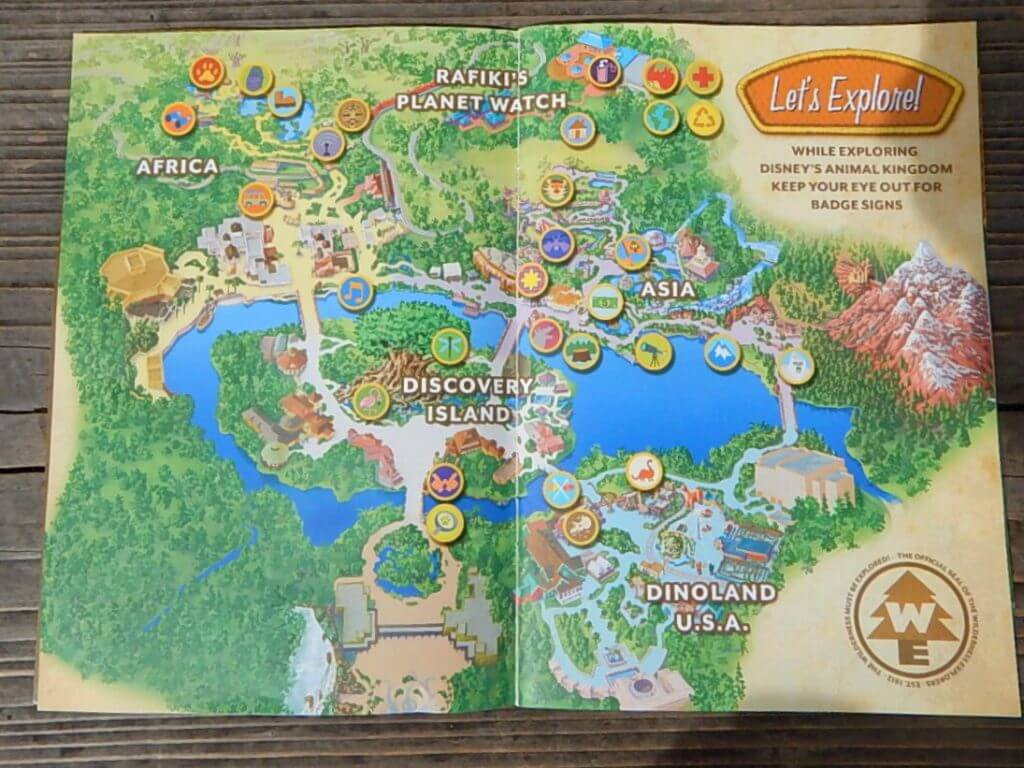 Wilderness Explorer at Disney's Animal Kingdom