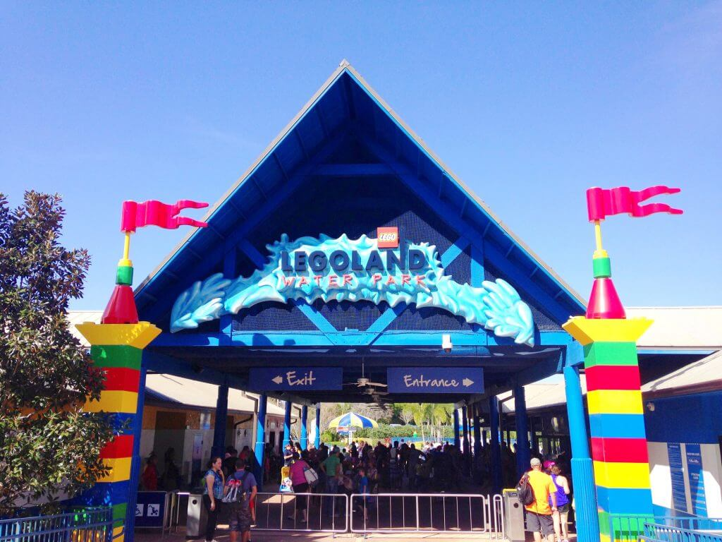 Legoland Florida Water Park for young kids