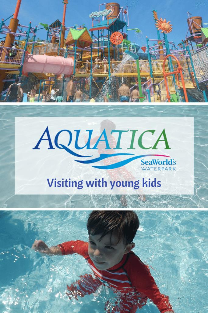 Aquatica Orlando with young kids