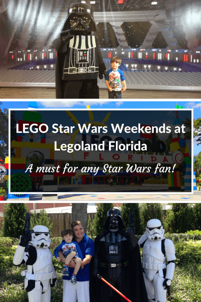 lego star wars weekends