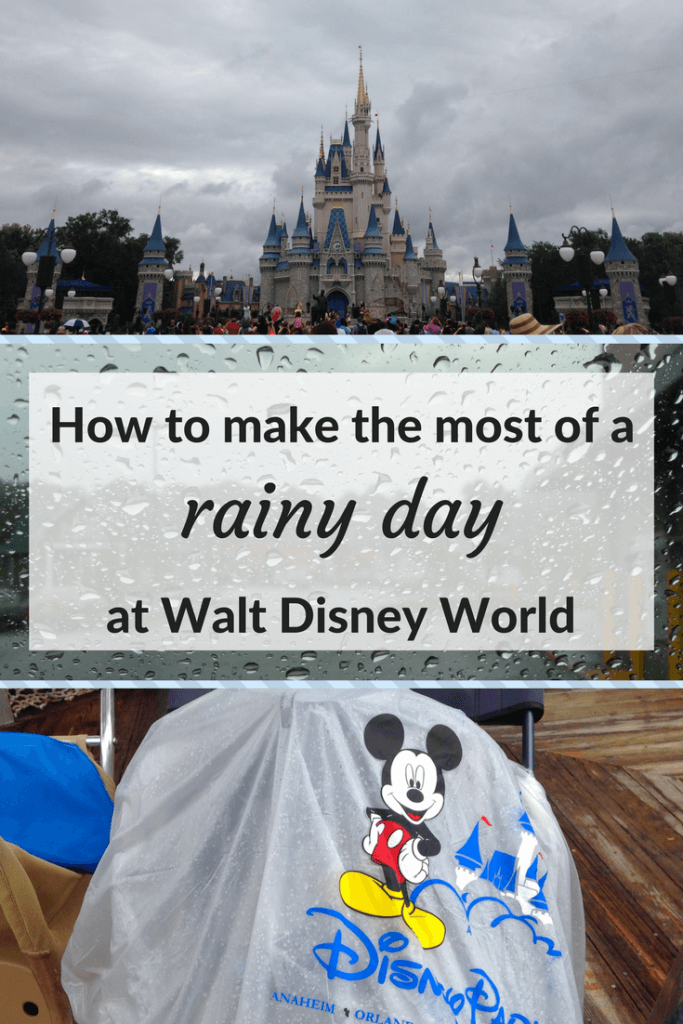 rain at walt disney world
