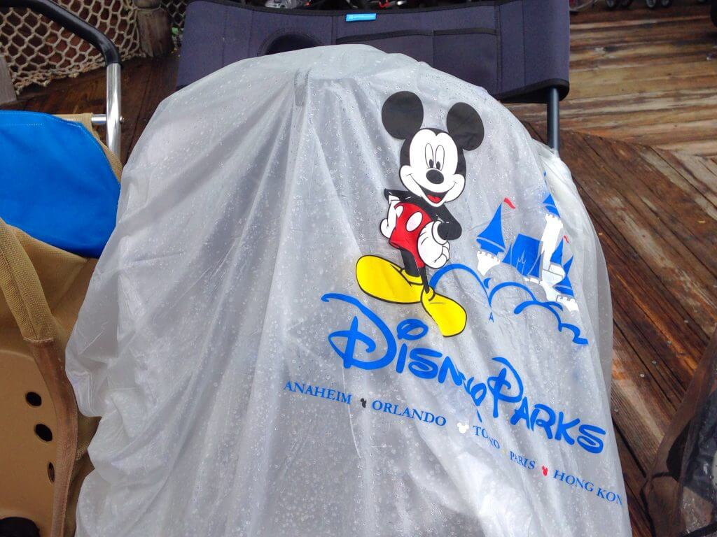 How to make the best of rain at Walt Disney World