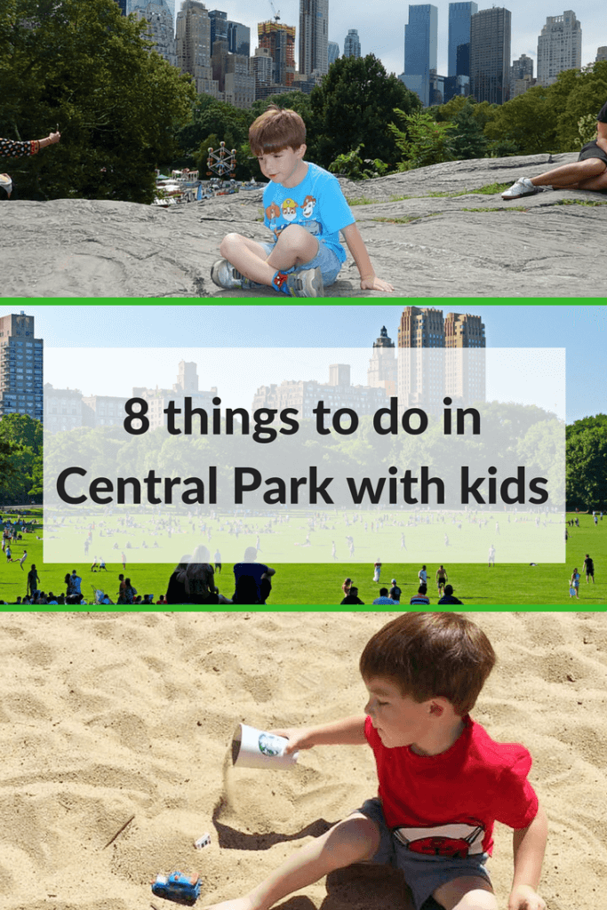 8 fun things to do when visiting central park with kids for Things to do at central park