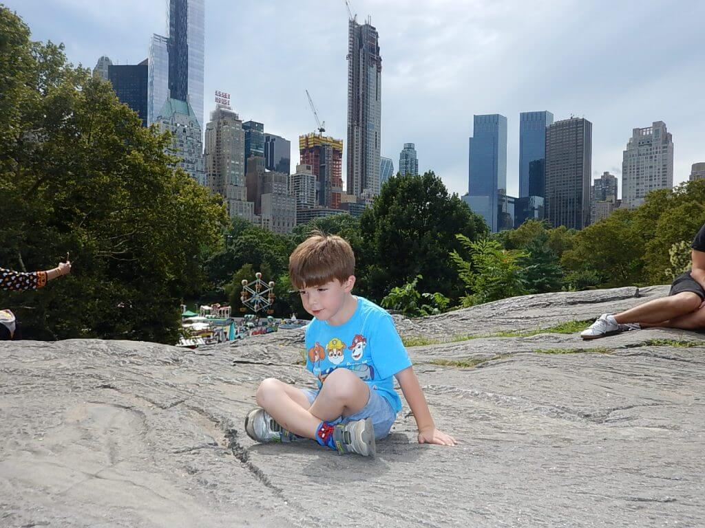 8 things to do in Central Park with kids