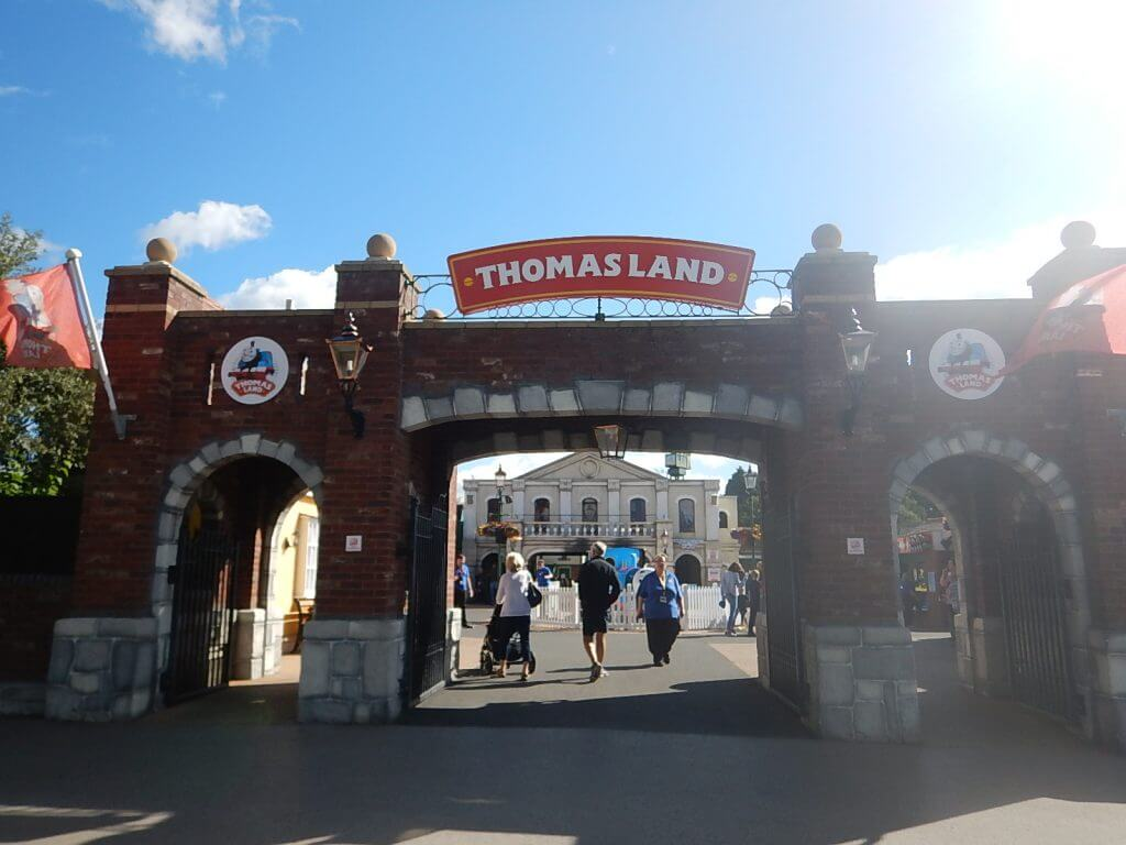 visiting Thomas Land