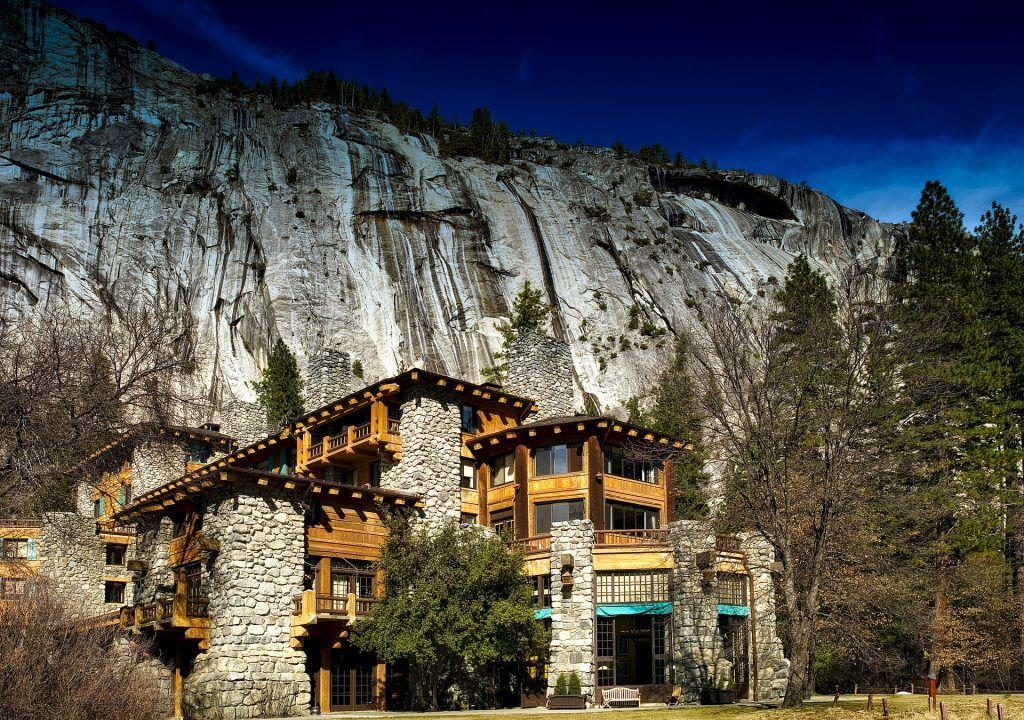 visiting Yosemite with kids