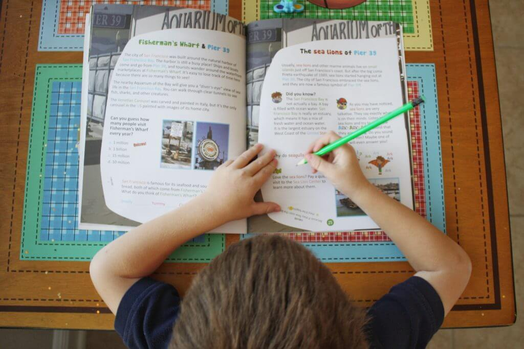 kids' travel guides