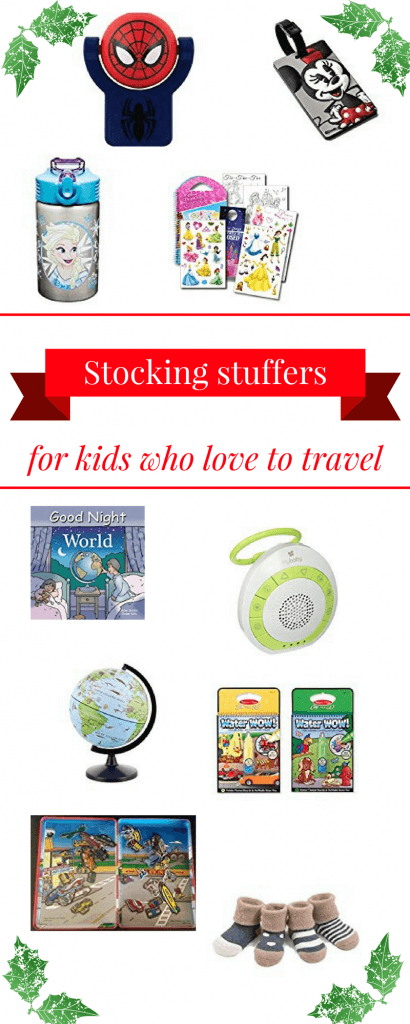 stocking stuffers for kids who love to travel