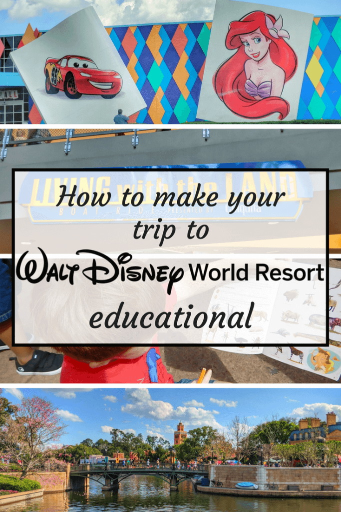 trip to Walt Disney World educational
