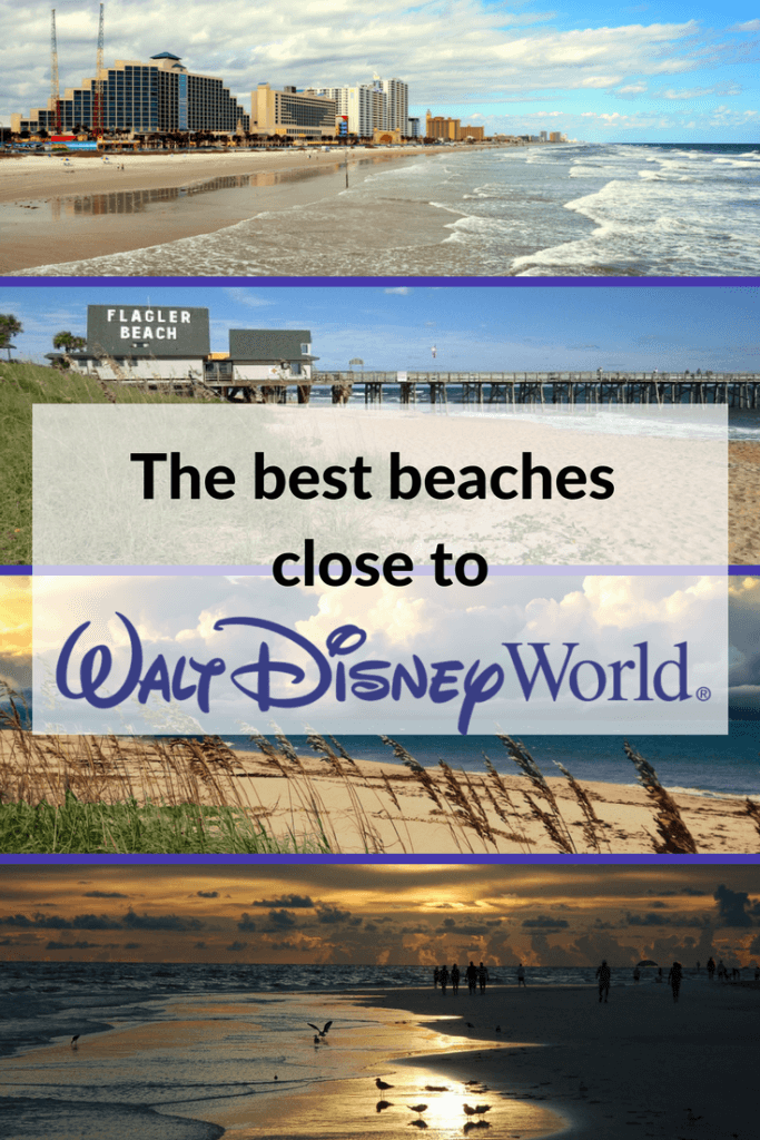 beaches close to walt disney world