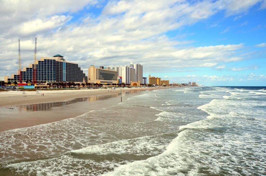 Beaches near Disney World Daytona