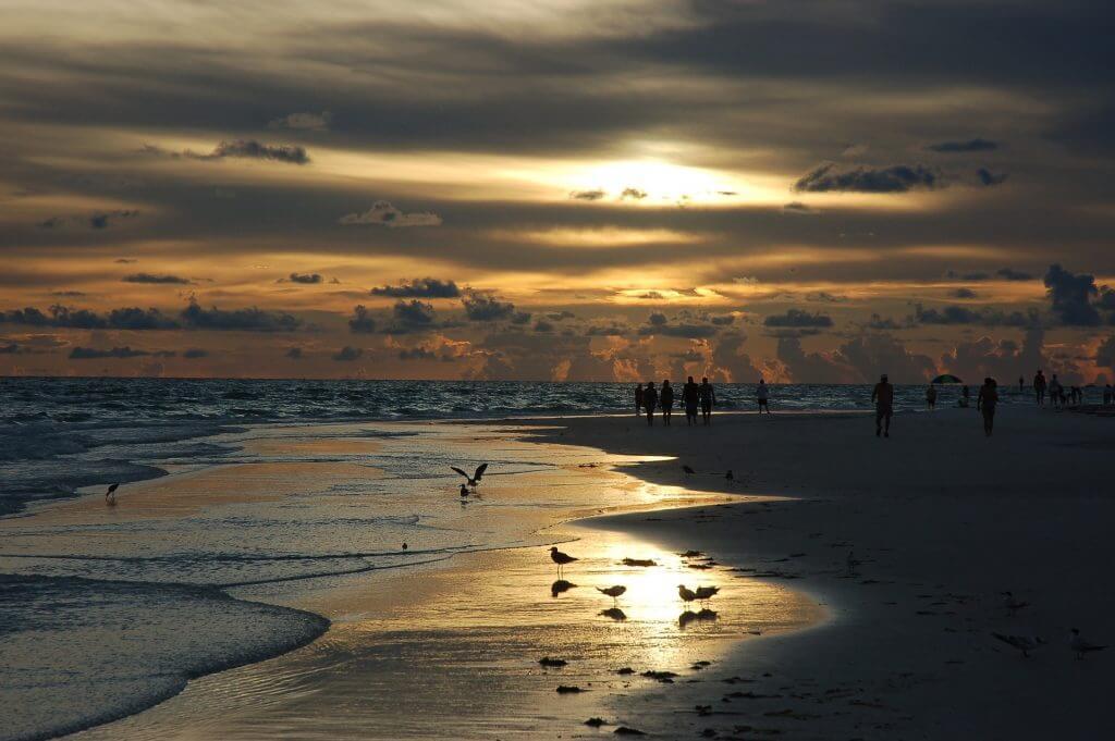 Beaches near Disney World Siesta Key