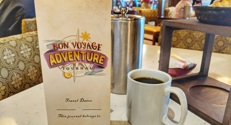 Bon Voyage breakfast review