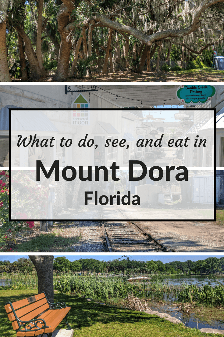 spend a day in Mount Dora