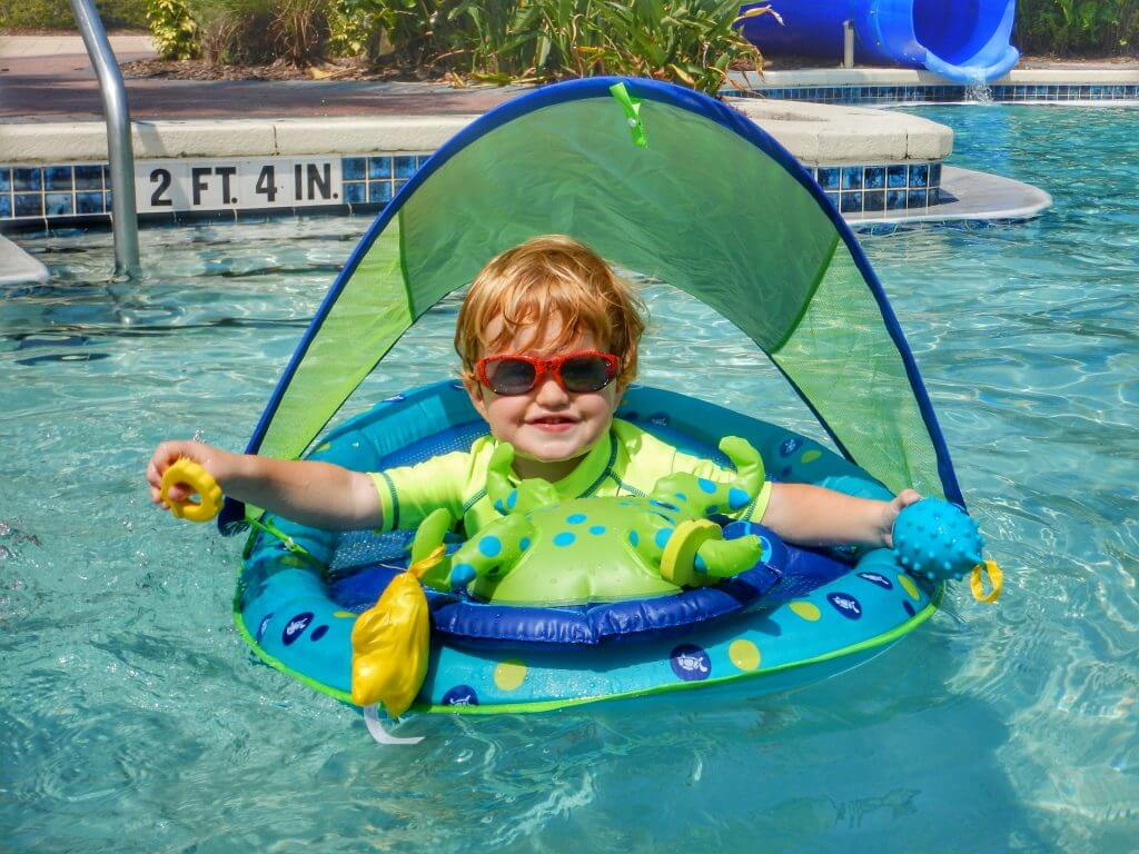 Water safety tips for babies and toddlers for the summer