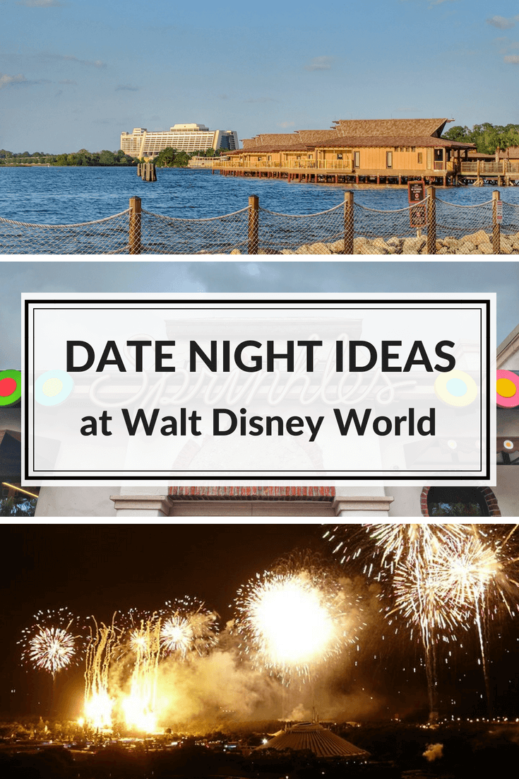 walt disney world date night ideas