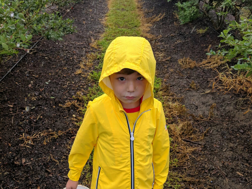 travel rain gear