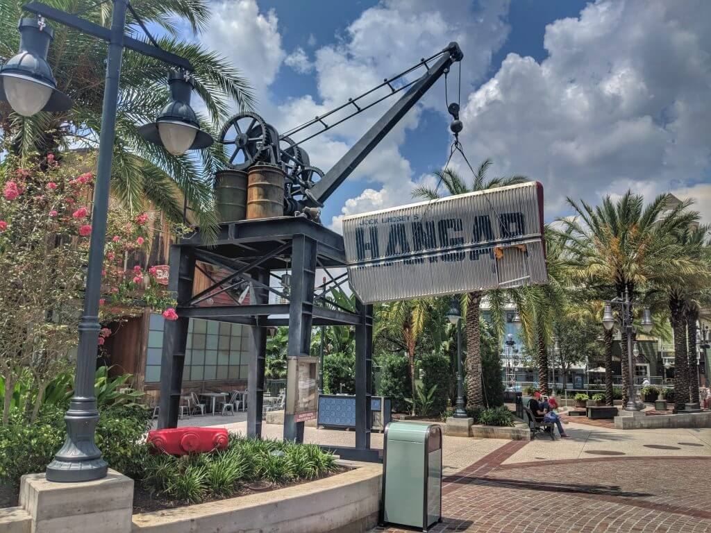 restaurants in disney springs