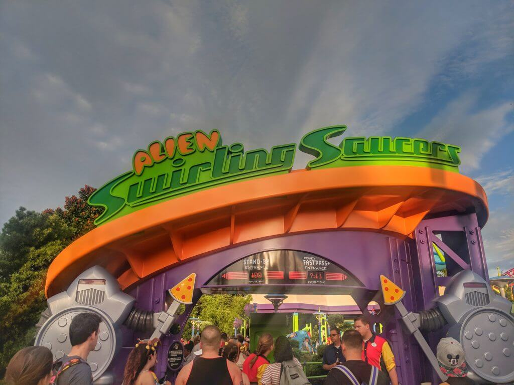 Toy Story Land at Disney's Hollywood Studios
