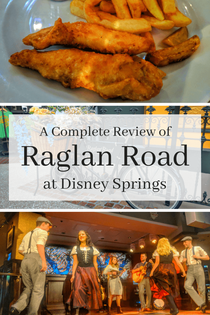 Raglan Road at Disney Springs review