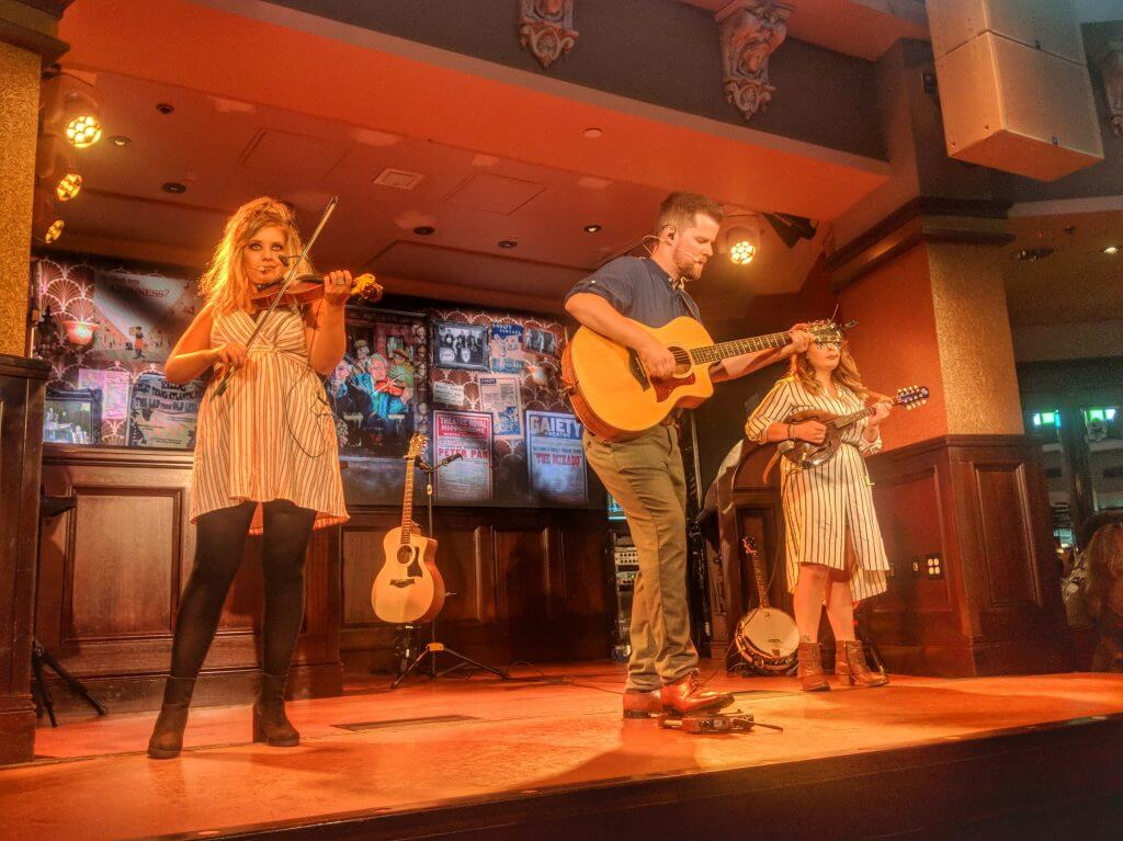 Raglan Road at Disney Springs review