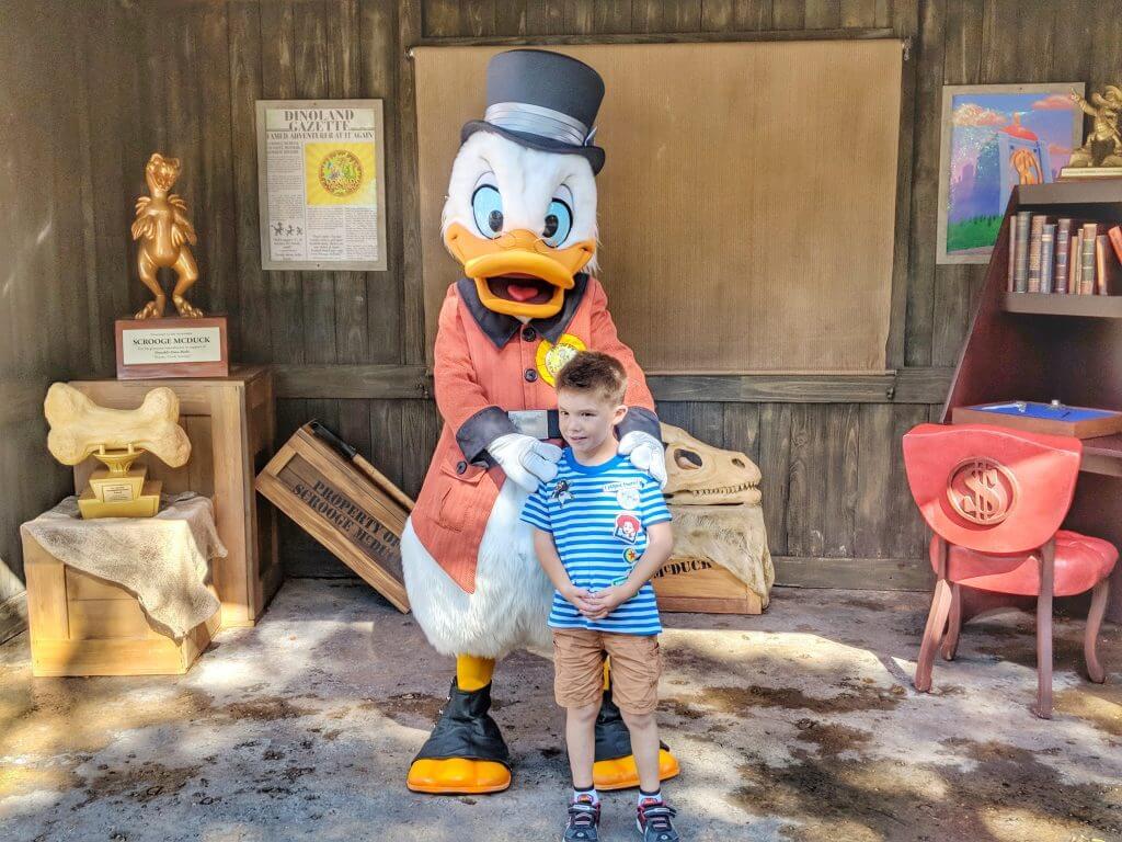 four Walt Disney World parks in one day