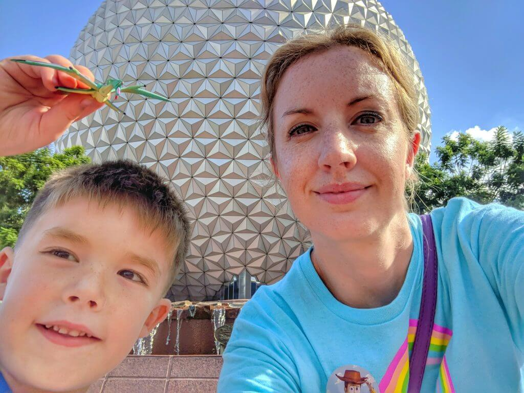 four Walt Disney World parks in one day