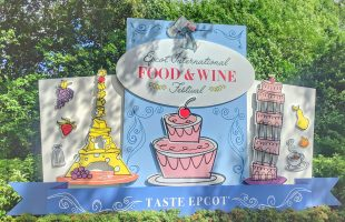 Visiting the Epcot Food and Wine Festival with kids