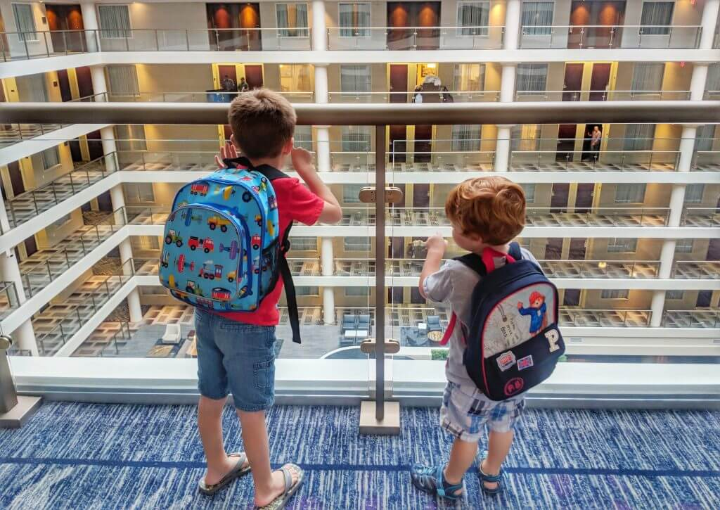 Traveling alone with kids; 13 tips to make it easier