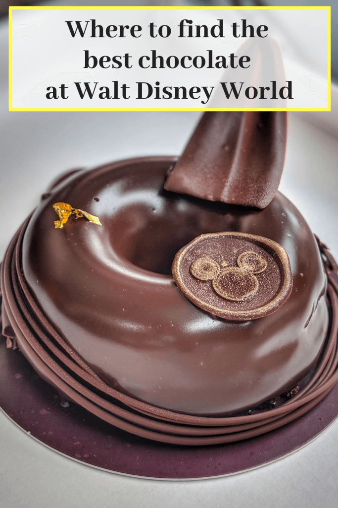best chocolate at Walt Disney World