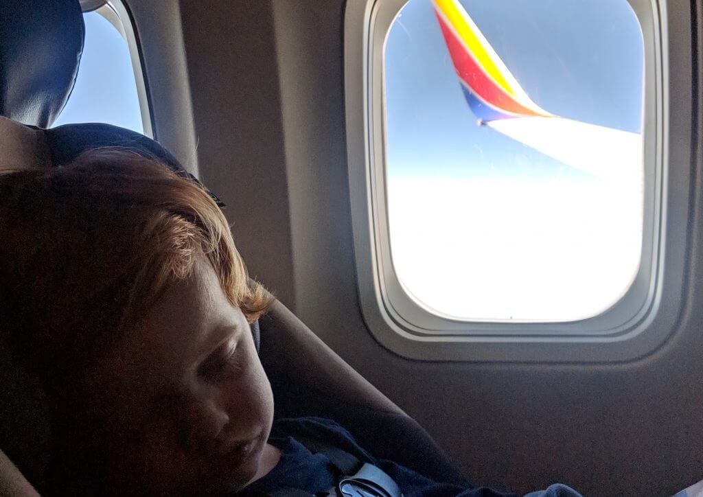 What to do when kids get sick on vacation
