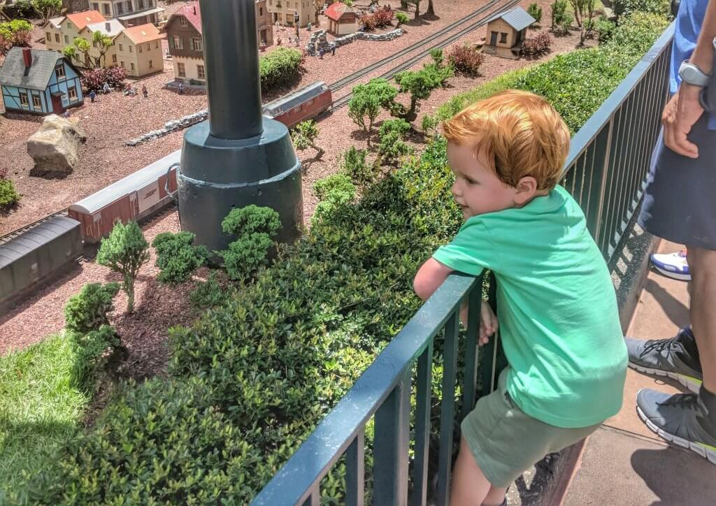 Disney World rides for Toddlers