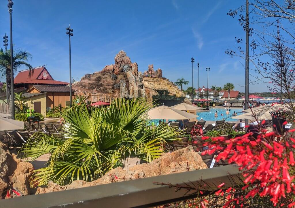 best pools at Disney World