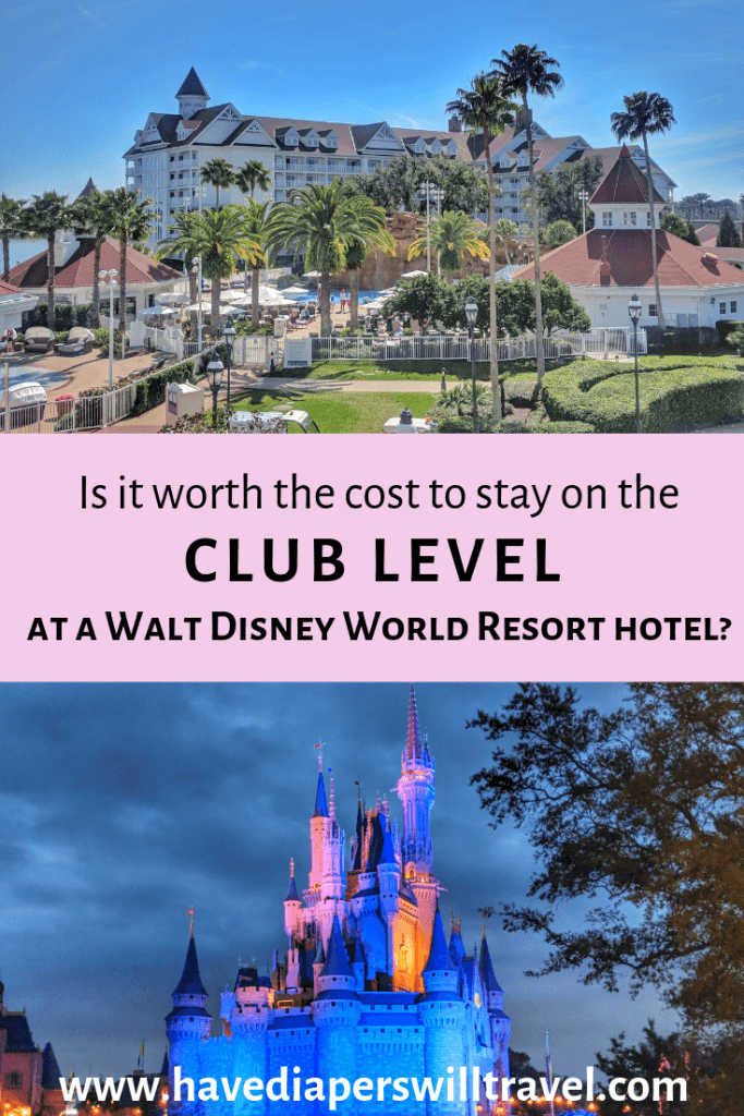 Disney club level