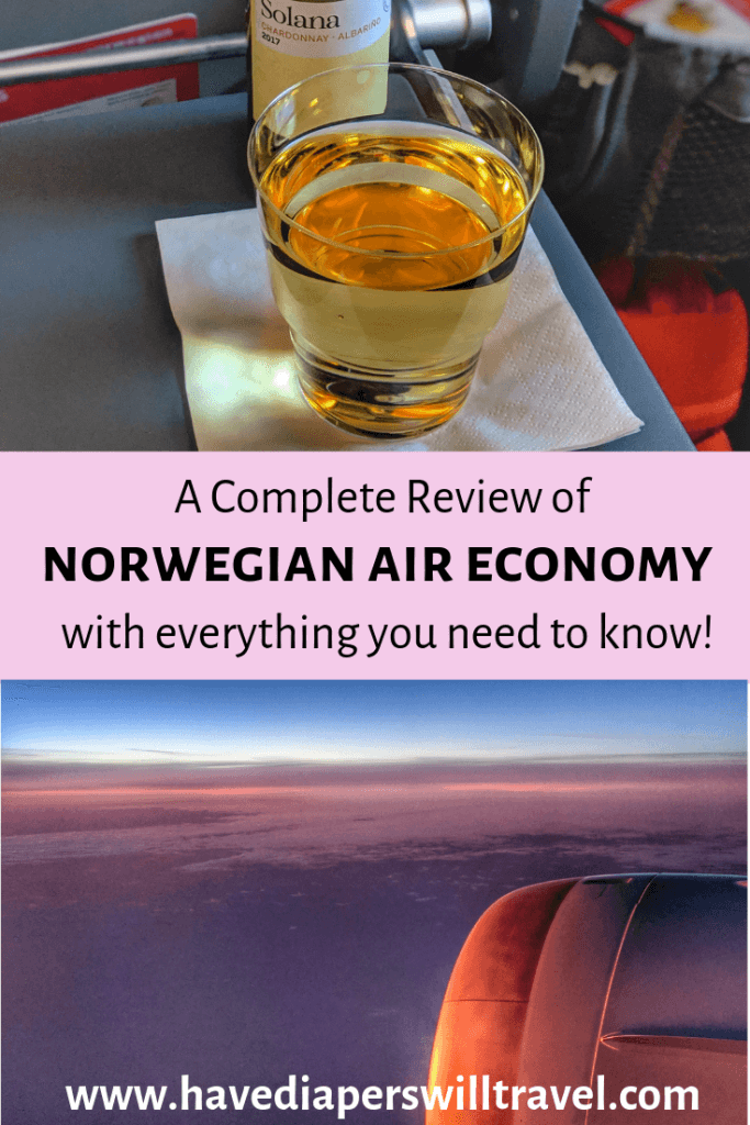 Norwegian Air Economy Review