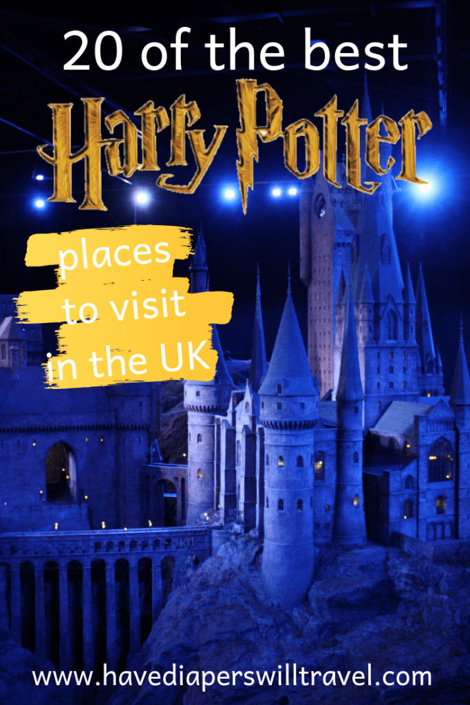 Harry Potter places to visit in the UK