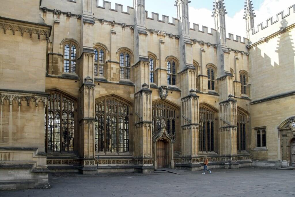 Things to do in Oxford with kids