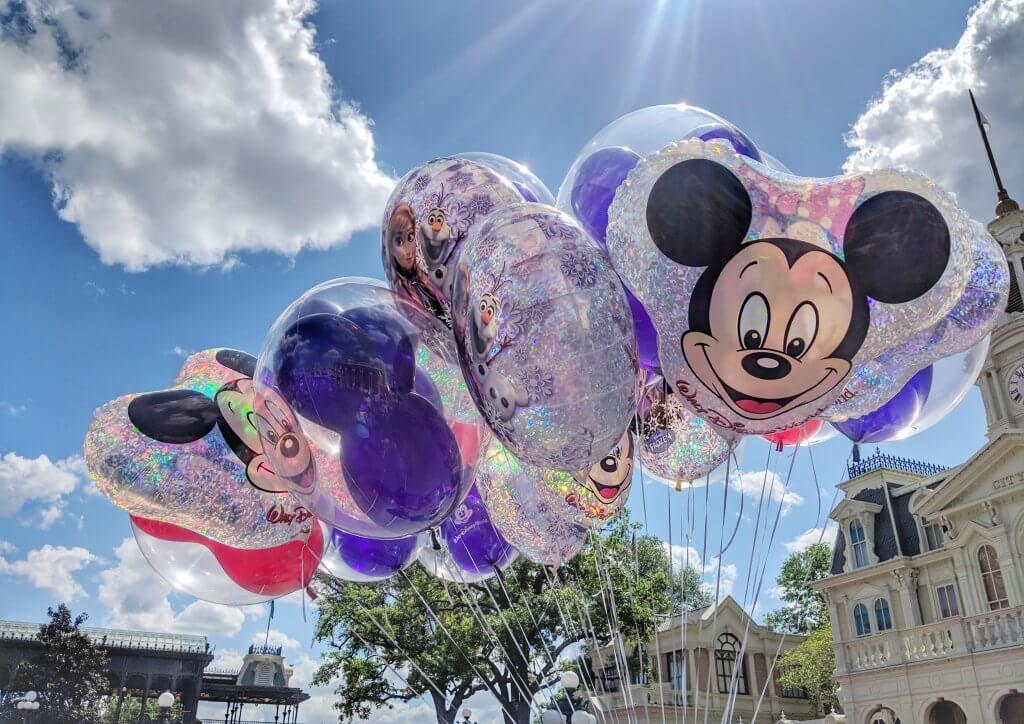 plastic free Disney World