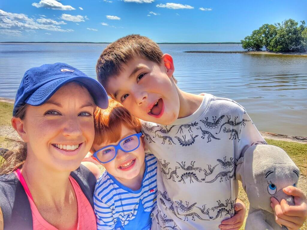 Everglades National Parks with kids