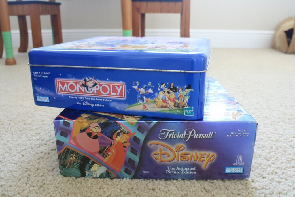 Disney fix at home