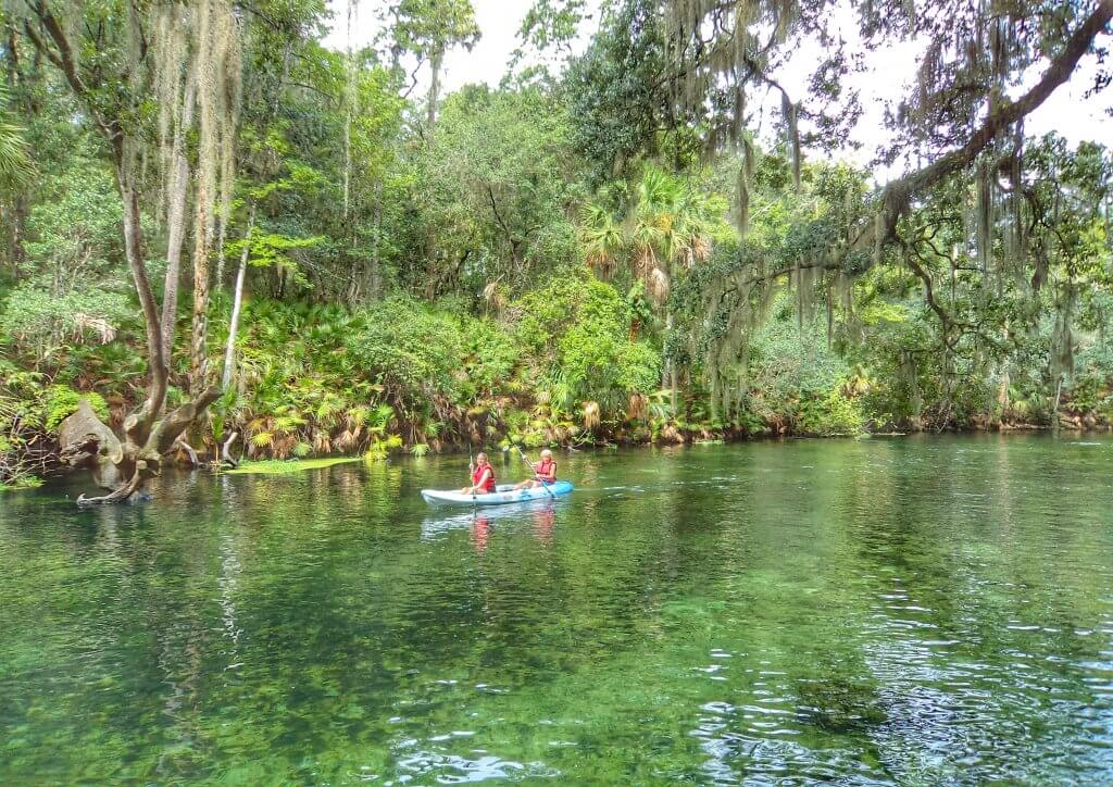 socially distant Florida vacation