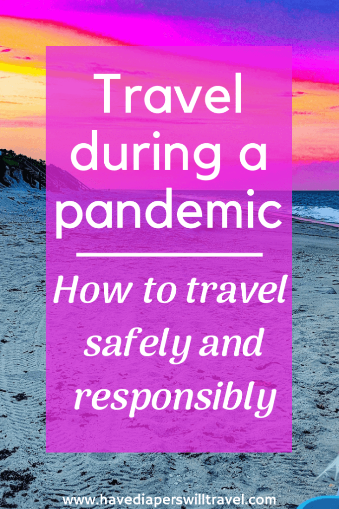 travel during a pandemic